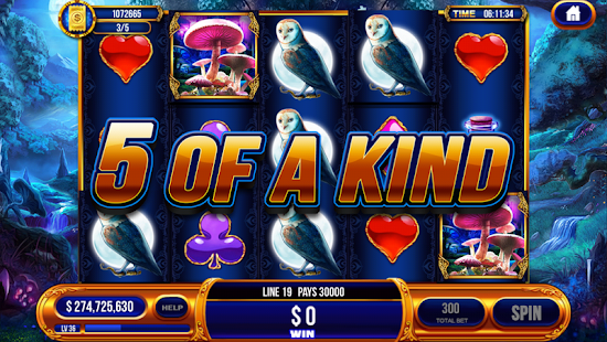 Slots - Feeling Lucky Casino