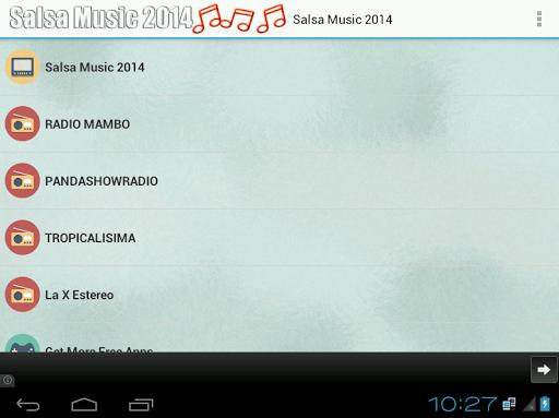 Salsa Music 2014