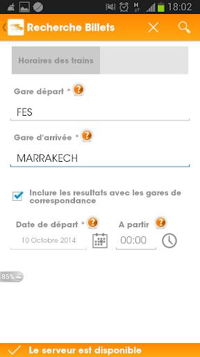 iTrain Maroc