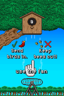 Birds vs Bees Birdhouse Battle- screenshot thumbnail