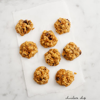 Chocolate Chip Carrot Cookies