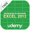 Basic Excel 2013 :Udemy Course 1.9 Apk
