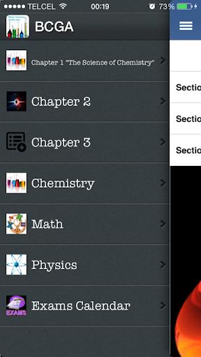 Better Chemistry Grades App