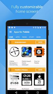 Apps for Pebble - screenshot thumbnail