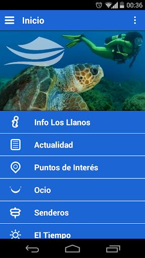 Los Llanos App