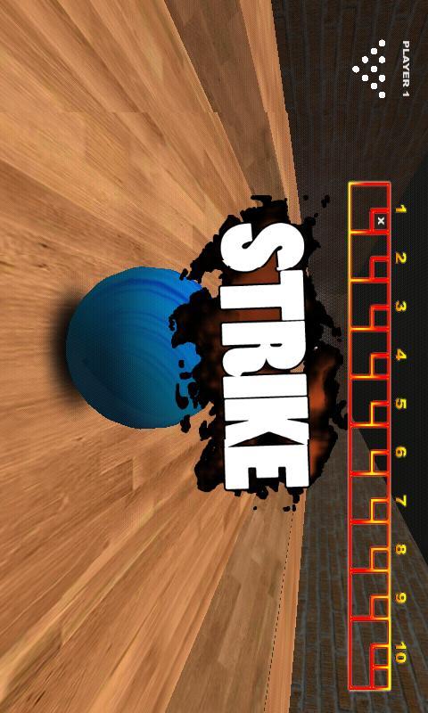 Bowling- screenshot