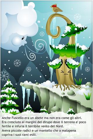 Il Natale di Fuscello Fiaba