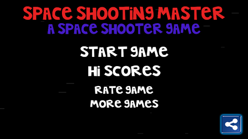 Space Shooting Master