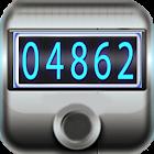 点击计数器 icon