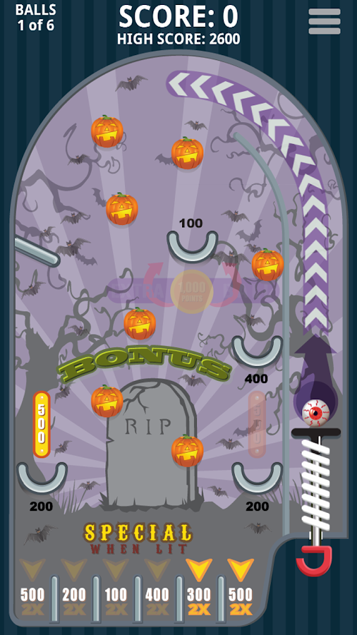 Handheld Pinball Free- screenshot