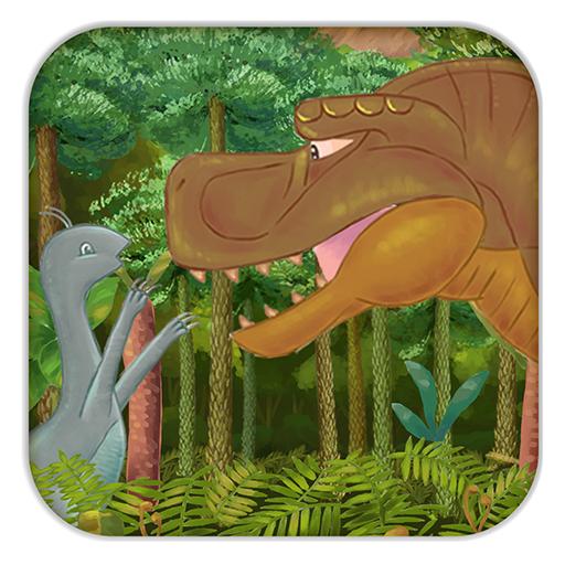 아기 공룡 코코의 모험! 아이들을 위한 공룡 탐험 LOGO-APP點子