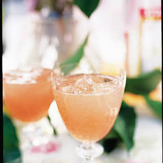 Pink Grapefruit Vodka Cocktails Recipes.