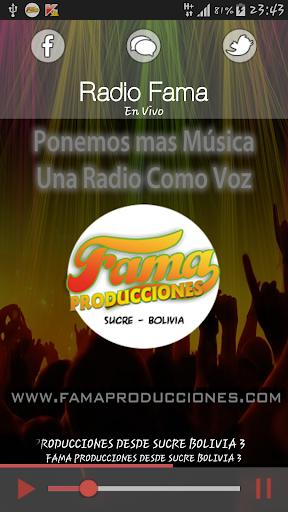 Fama Bolivia