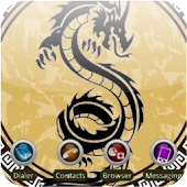 Chinese Dragon [SQTheme] ADW