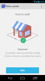 Google Maps Floor Plan Marker - screenshot thumbnail