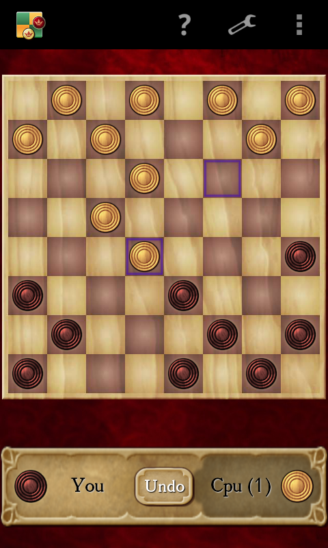 Checkers Free - screenshot