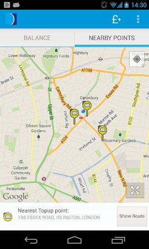 【免費交通運輸App】Oyster on the Go!-APP點子