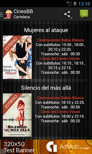 Cines de Bahía Blanca