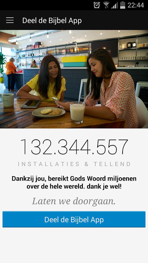 Bijbel - screenshot