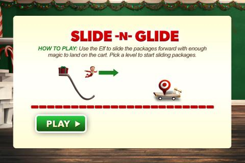 Slide-n-Glide-Elf on the Shelf - screenshot