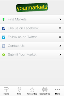 Your Markets- screenshot thumbnail