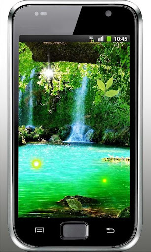 Waterfall Dream live wallpaper