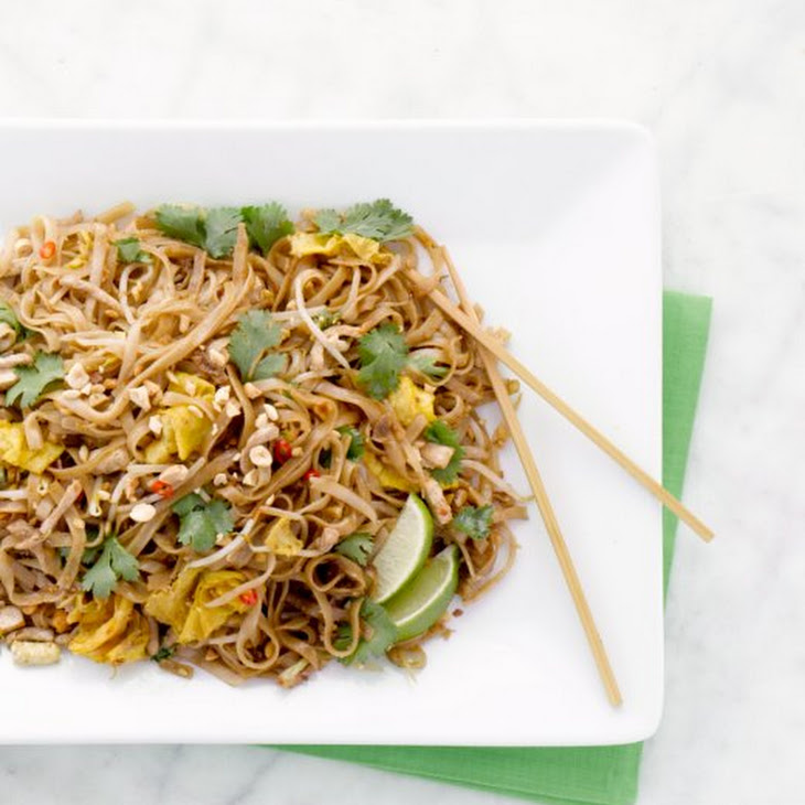Pad Thai Classic Stir-Fried Noodles