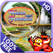 Water Fountain Hidden Objects