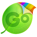 GO Keyboard Green Future theme logo