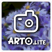 Arto.lite: watercolor photo