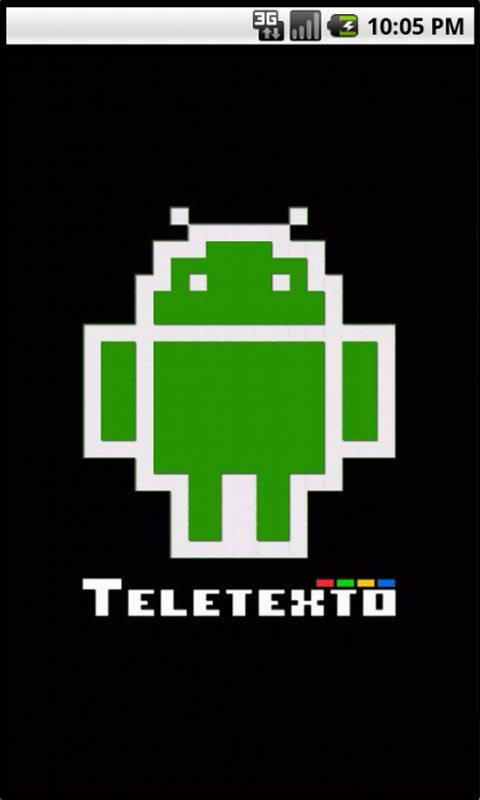 Teletexto- screenshot