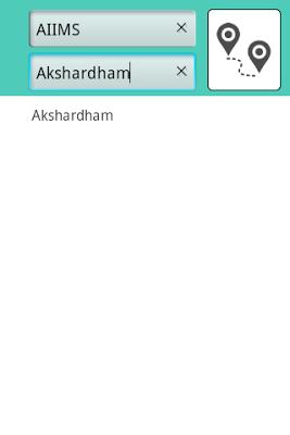 Delhi Metro - screenshot