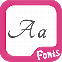 Beauty Font Free TextCutie icon