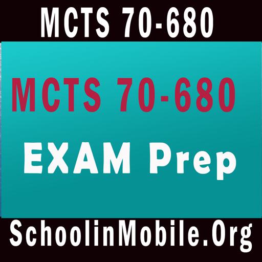 MCTS 70-680 kǎoshì zhǔnbèi 教育 LOGO-阿達玩APP
