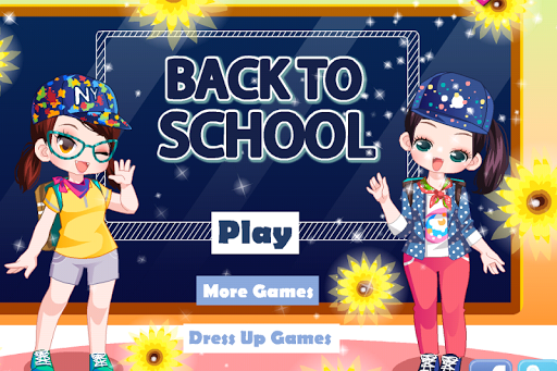 School Games - screenshot