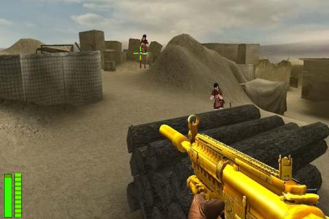 Special Force Desert Warfare