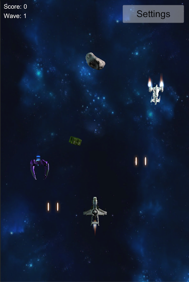 Star Arcade- screenshot