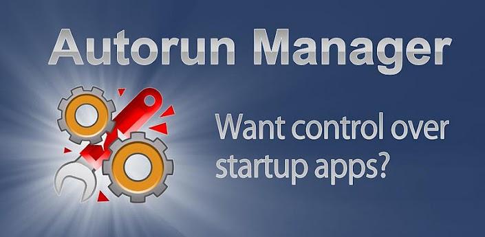 以前用Autostarts现在用Autorun Manager Pro
