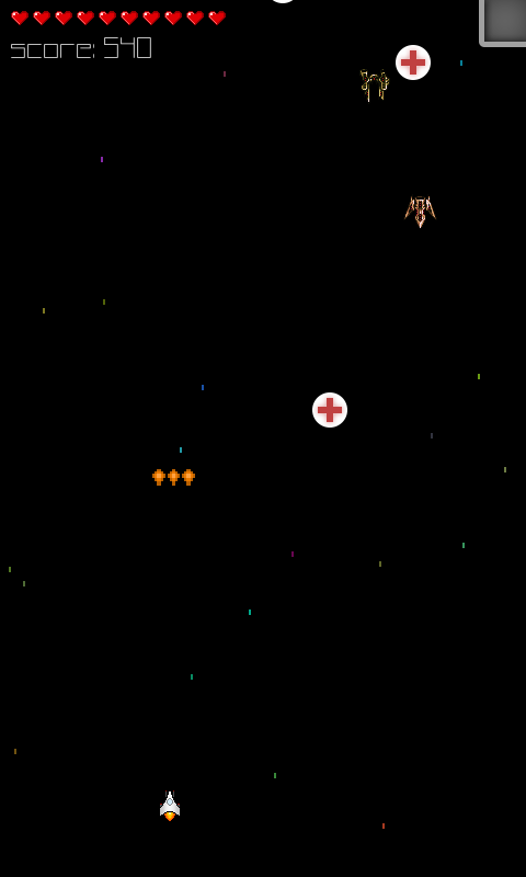 Space: The game - screenshot
