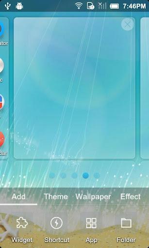 玩免費個人化APP|下載清凉夏日 _Turbo EX桌面主題 app不用錢|硬是要APP