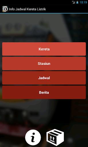 Info Jadwal KRL Kereta Listrik