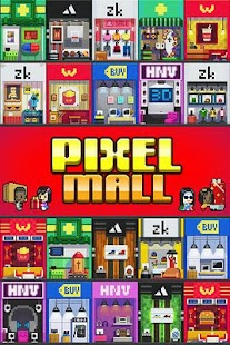 Pixel Mall- screenshot thumbnail