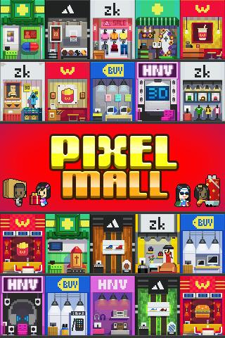 Pixel Mall - screenshot