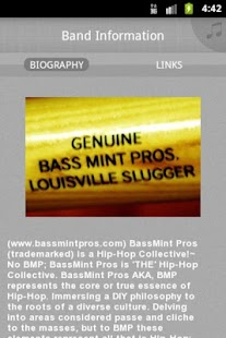 BassMint Pros AKA BMP!~ (TM) - screenshot thumbnail