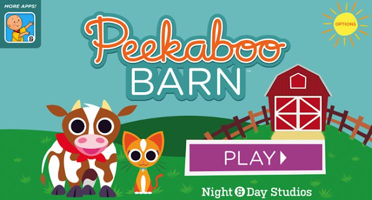 Peekaboo Barn - screenshot