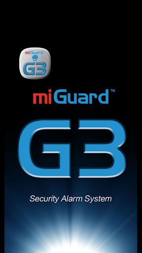 miGuard G3 SMS Alarm System