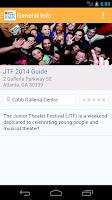 Screenshot of Junior Theater Festival