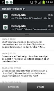 Presseportal - screenshot thumbnail