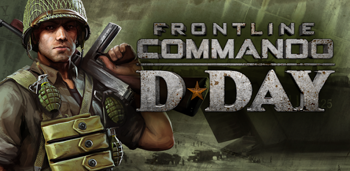 FRONTLINE COMMANDO: D-DAY apk