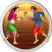 Dandiya Live Wallpaper